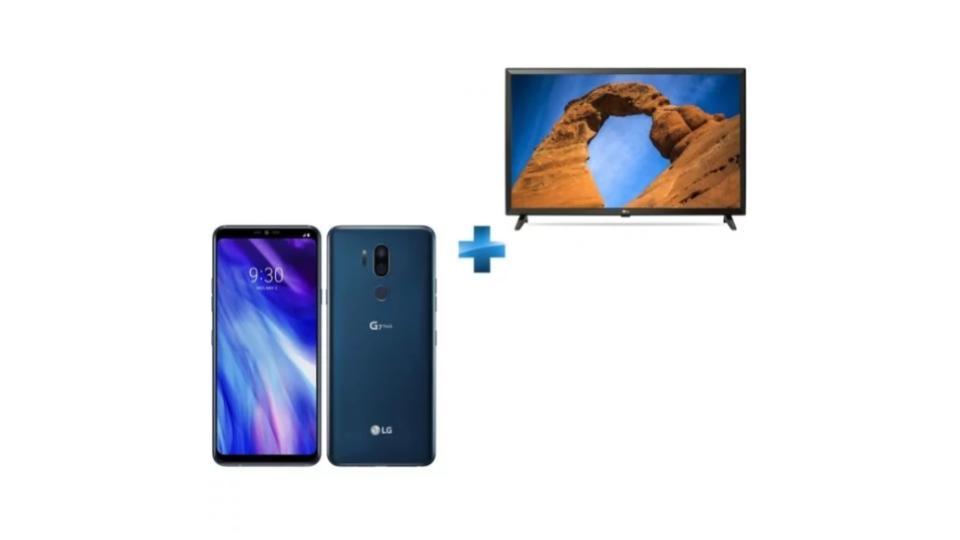 🔥 Bon plan : le LG G7 ThinQ est vendu à 699 euros avec une TV Full HD 32 pouces