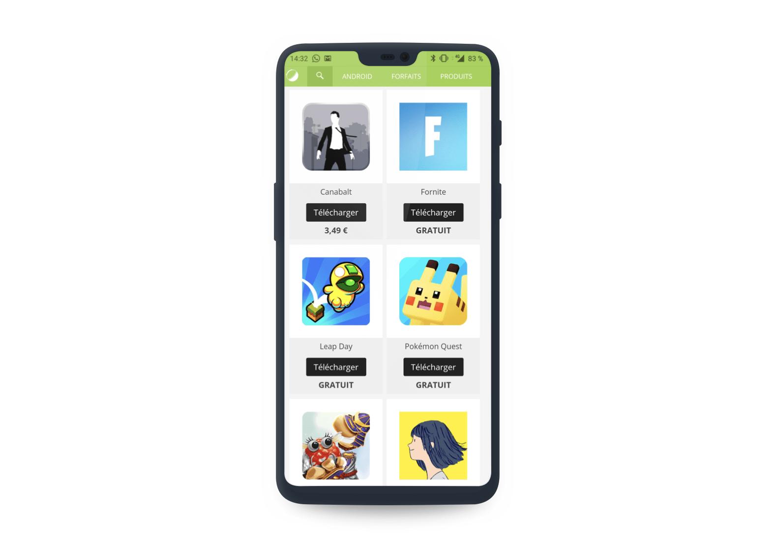Les meilleures applications pour votre nouveau smartphone ou tablette Android
