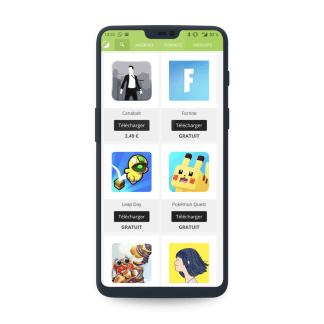 Perdu dans les app stores ? FrAndroid lance son service apps et jeux pour tous les smartphones