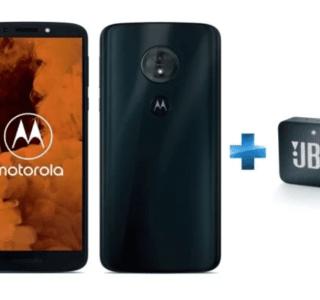 🔥 Bon plan : Motorola Moto G6 Play + Enceinte JBL GO 2 à 169 euros sur Rue du Commerce