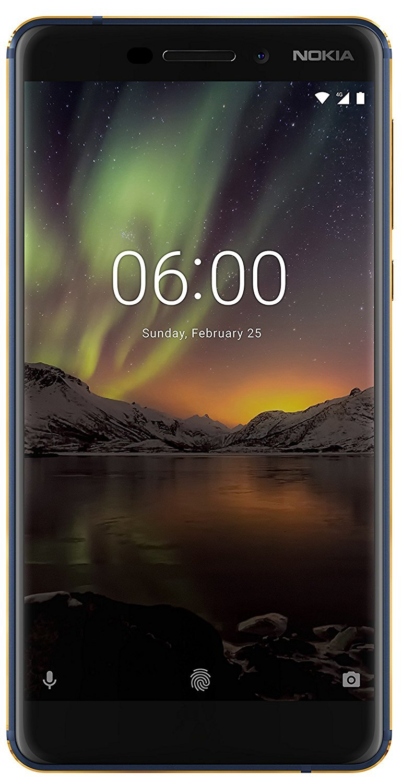 🔥 Bon plan : le Nokia 6.1 sous Android One passe à 219 euros