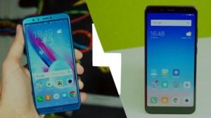 Xiaomi Redmi Note 5 versus Honor 9 Lite : quel est le meilleur smartphone en 2018 ?