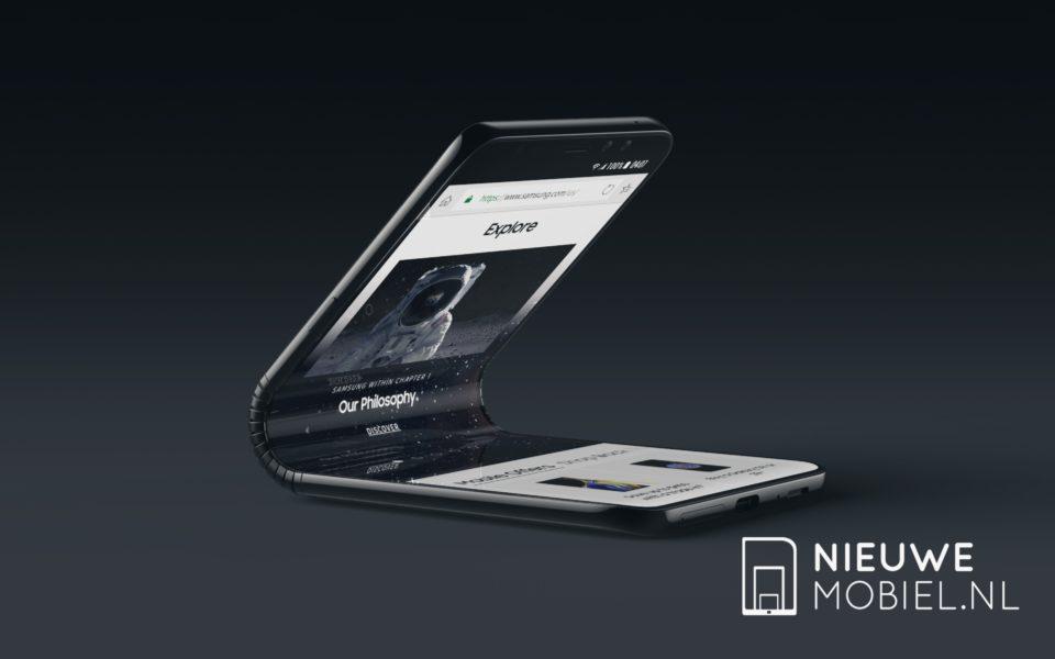 Samsung Galaxy F : un nouveau concept alléchant du smartphone pliable