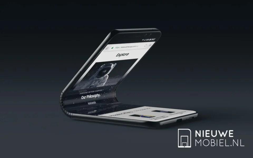 Samsung Infinity V : un écran taillé pour son Galaxy S10 ou son smartphone pliable