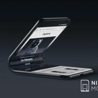 Samsung : le smartphone pliable aurait droit à une version spéciale d'Android