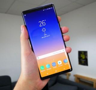 Samsung Galaxy Note 9 : mauvaise nouvelle sur le front des mises à jour