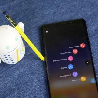 Samsung Galaxy Note 9 : Bixby vous énerve ? Courage, vous pourrez bientôt le désactiver
