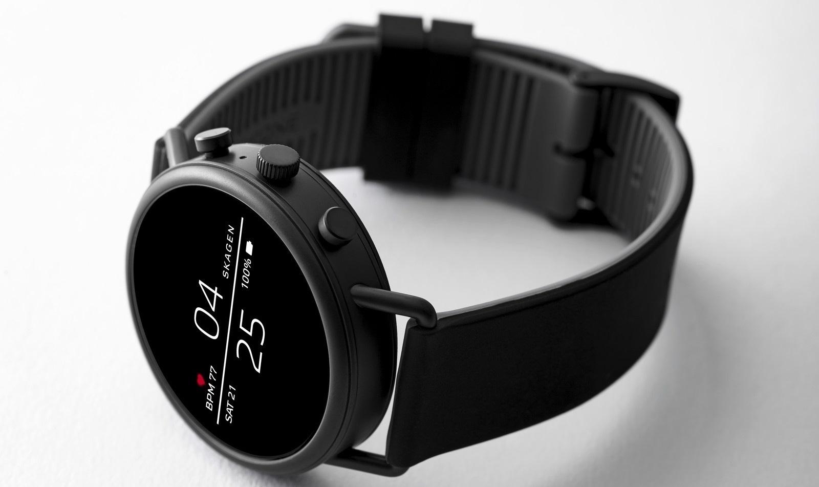 Falster 2 : Skagen dévoile sa nouvelle montre design sous Wear OS