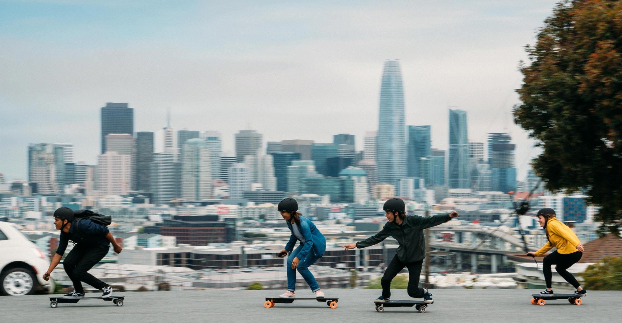 Skateboard électrique : comment choisir sa planche ?