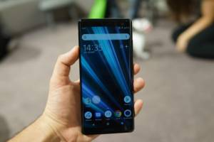 Pas de Sony Xperia XZ3 Compact, il nous manquera