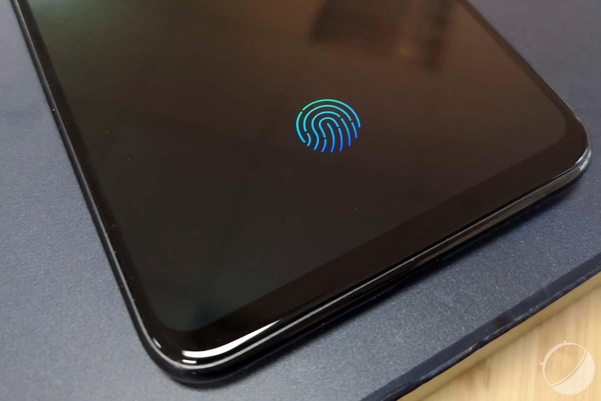 Galaxy S10 : Samsung profiterait du meilleur lecteur d'empreintes sous écran de Qualcomm