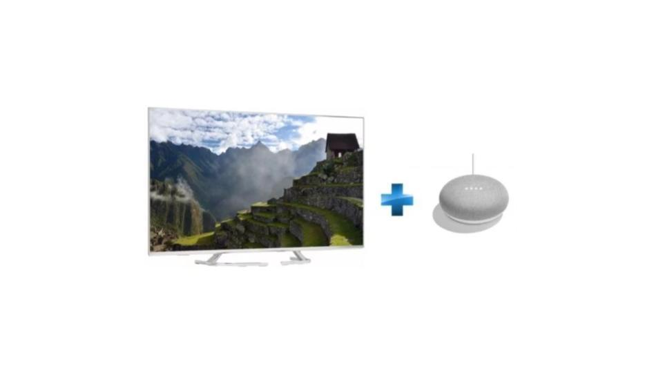 🔥 Bon plan : TV LED 4K Panasonic 50 pouces + Google Home Mini à 550 euros