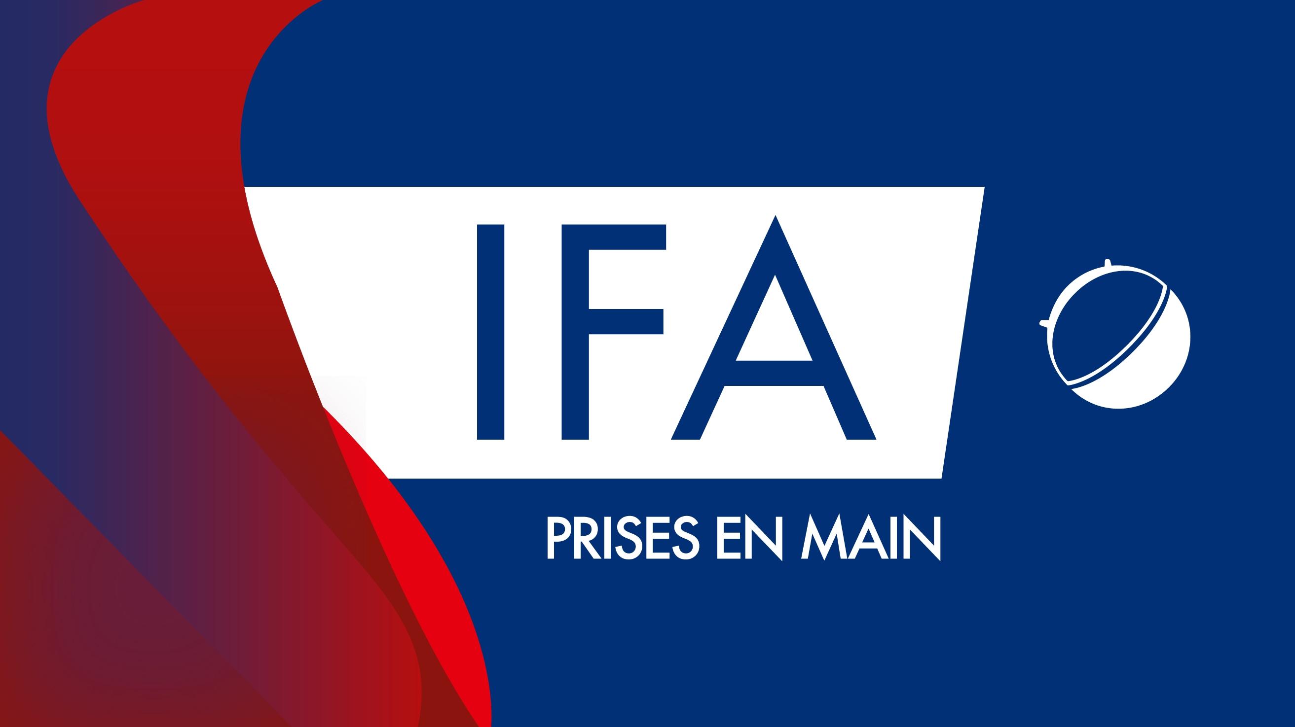 IFA 2018 : retrouvez toutes nos prises en main en direct du salon de Berlin