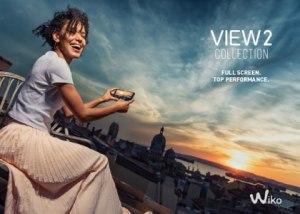 Wiko View 2 Plus, View 2 Go et Harry 2 dévoilés lors de l'IFA 2018