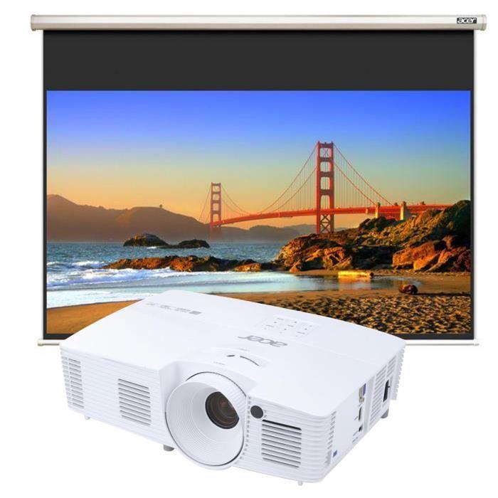 🔥 Bon plan : le vidéo projecteur Full HD Acer H6517 à 330 euros chez Cdiscount après ODR