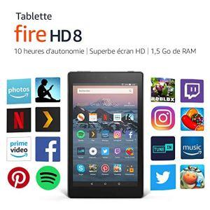 Amazon Fire HD 8 (2018) : quand une simple mise à jour logicielle devient payante