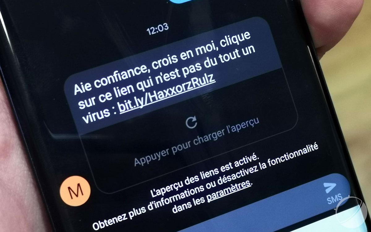 Sus aux spams : Android Messages va filtrer vos SMS indésirables