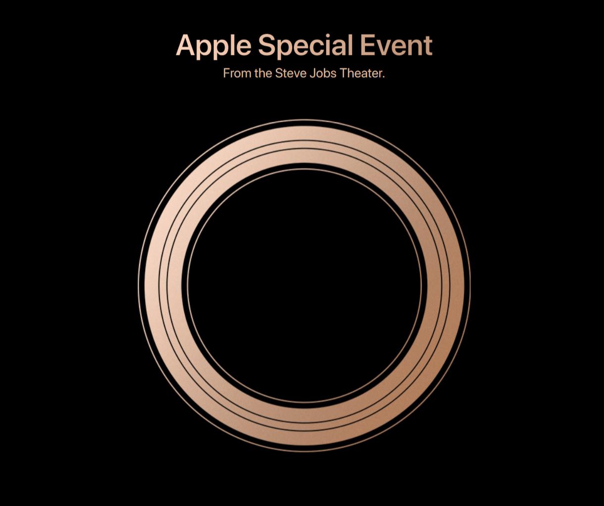 Keynote Apple iPhone Xr, iPhone Xs, iPhone Xs Max : comment suivre la conférence en direct