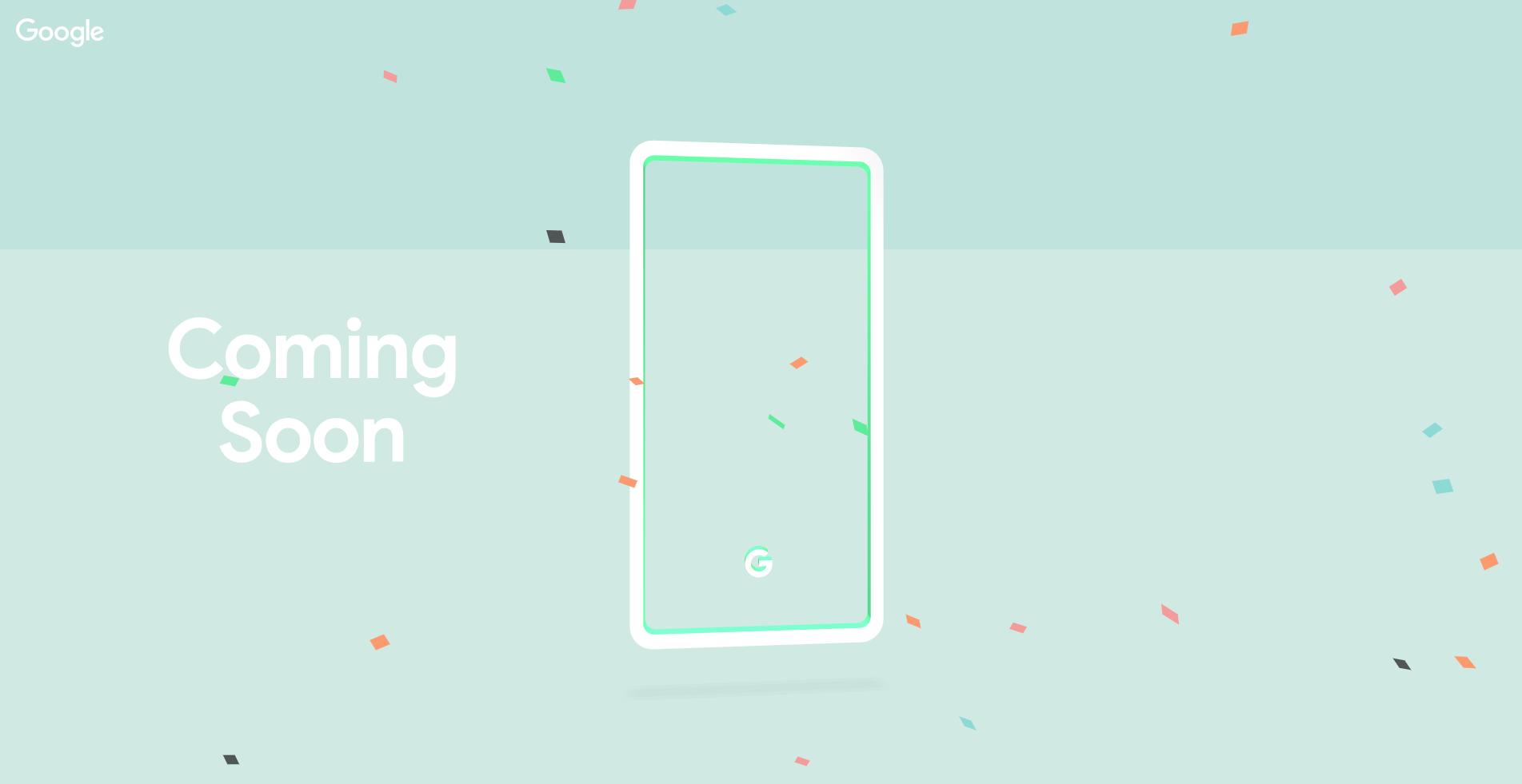 Pixel 3 : Google dévoile les trois coloris des futurs smartphones