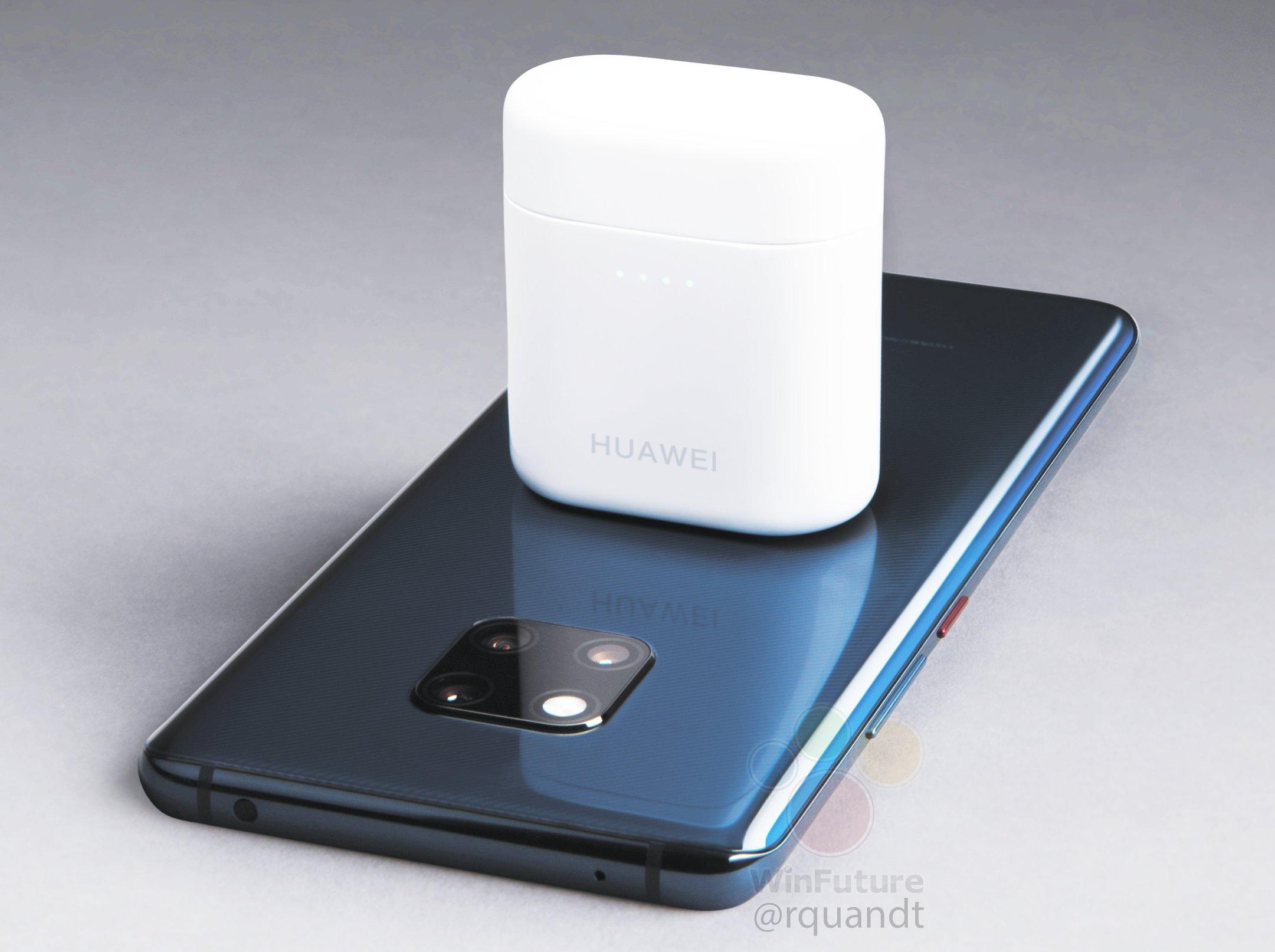 Huawei Mate 20 Pro : un rendu haute définition le montre sous son plus beau jour