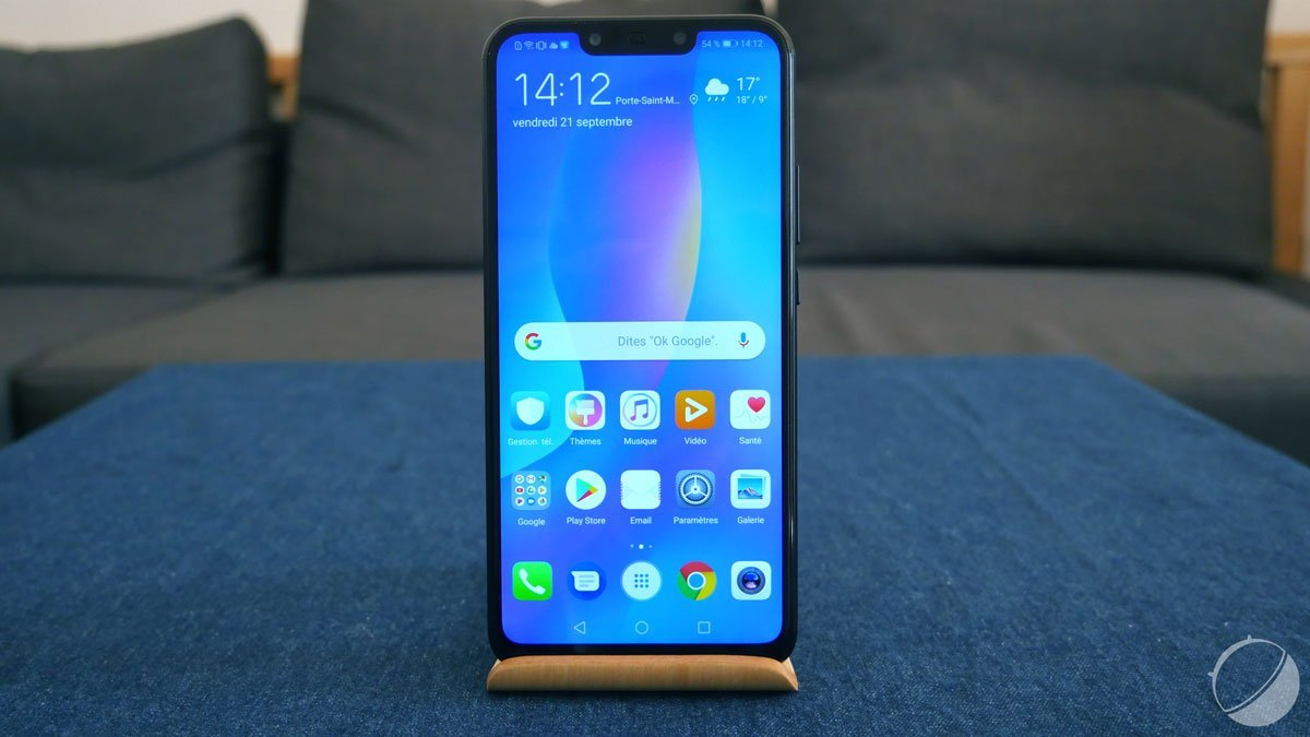Test du Huawei P smart+ : un Huawei P20 plus accessible encore
