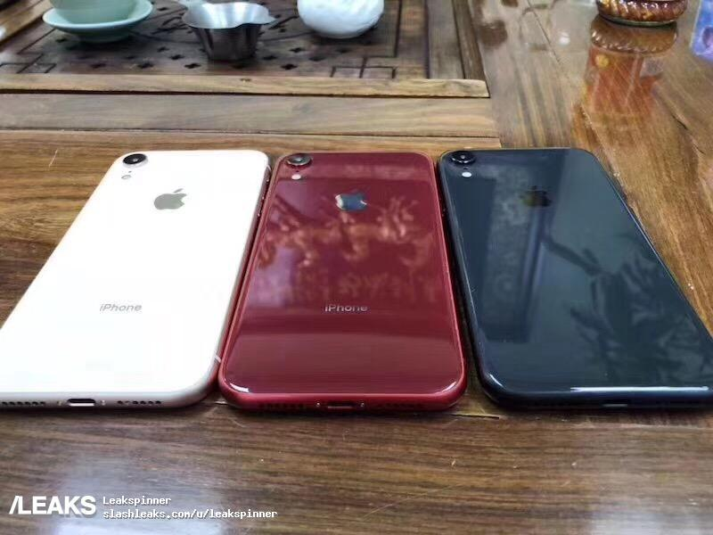 iPhone Xs, Xs Max et Xr : Apple confirme sans le vouloir les noms des trois smartphones