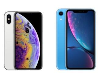 Pourquoi l'iPhone XR est un bien meilleur choix que l'iPhone XS