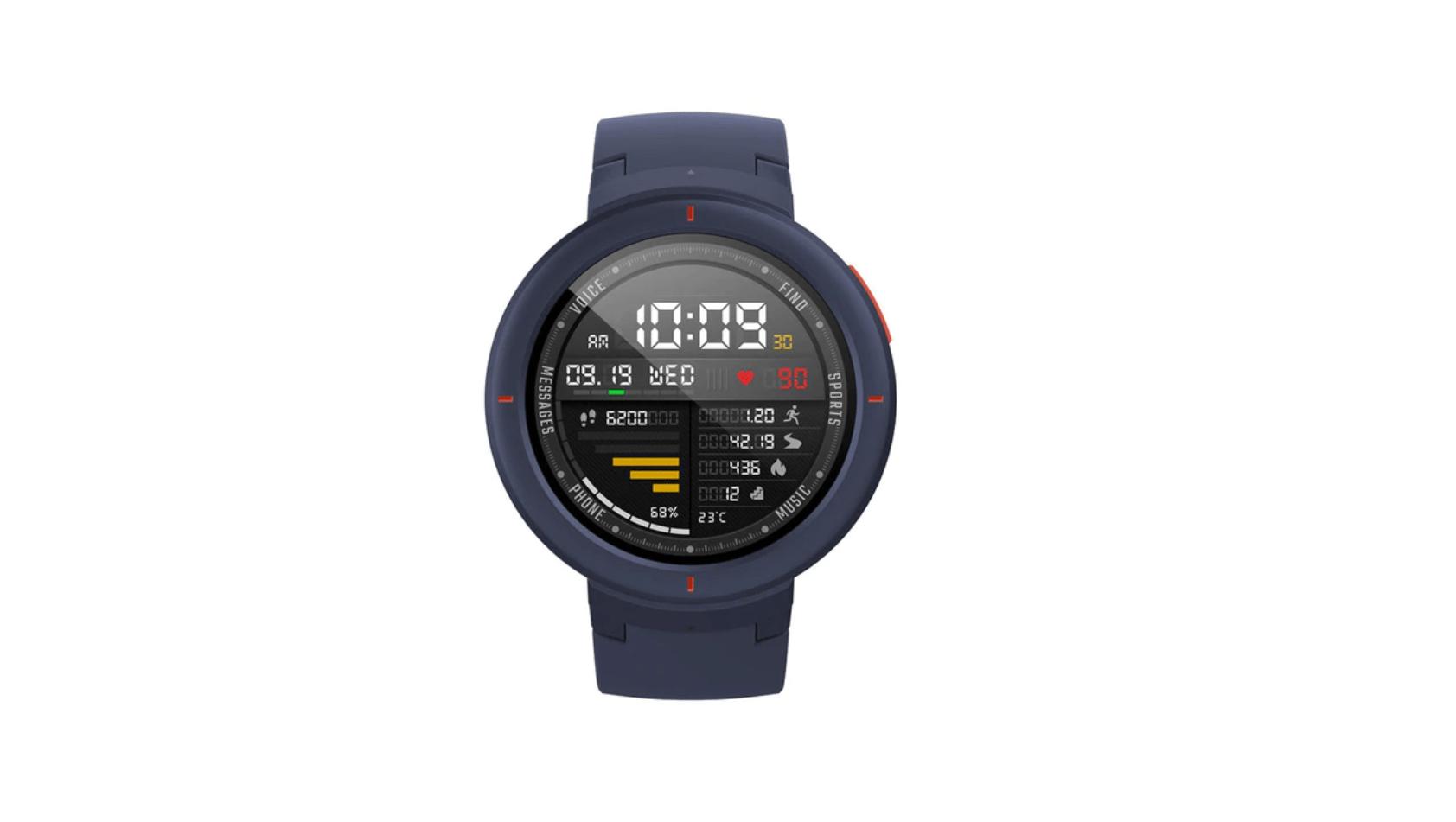 Xiaomi Huami veut se frotter à l'Apple Watch avec deux nouvelles montres et une puce « santé cardiaque »