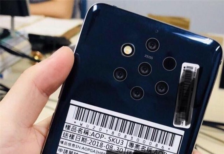 Nokia 9 PureView : la sortie se précise avec la certification de trois déclinaisons