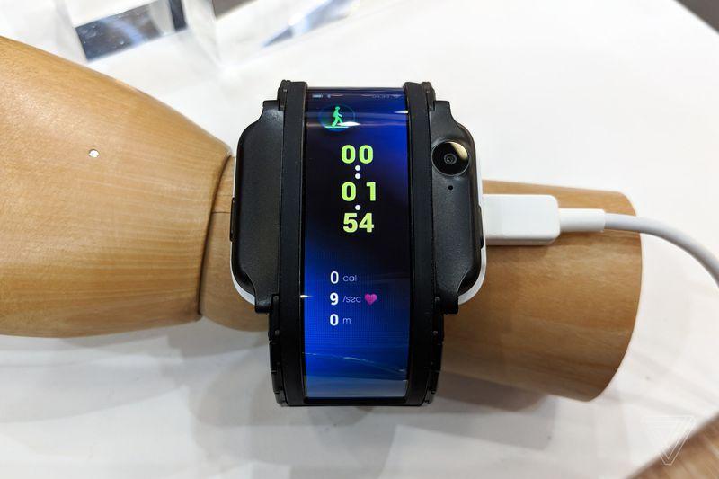 Nubia imagine un croisé entre le smartphone et la montre connectée commercialisable cette année