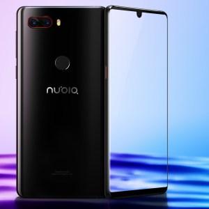 Nubia Z18 : ZTE dévoile son nouveau smartphone haut de gamme quasiment sans bordure