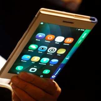 LG veut créer le smartphone pliable « le plus intéressant » du marché