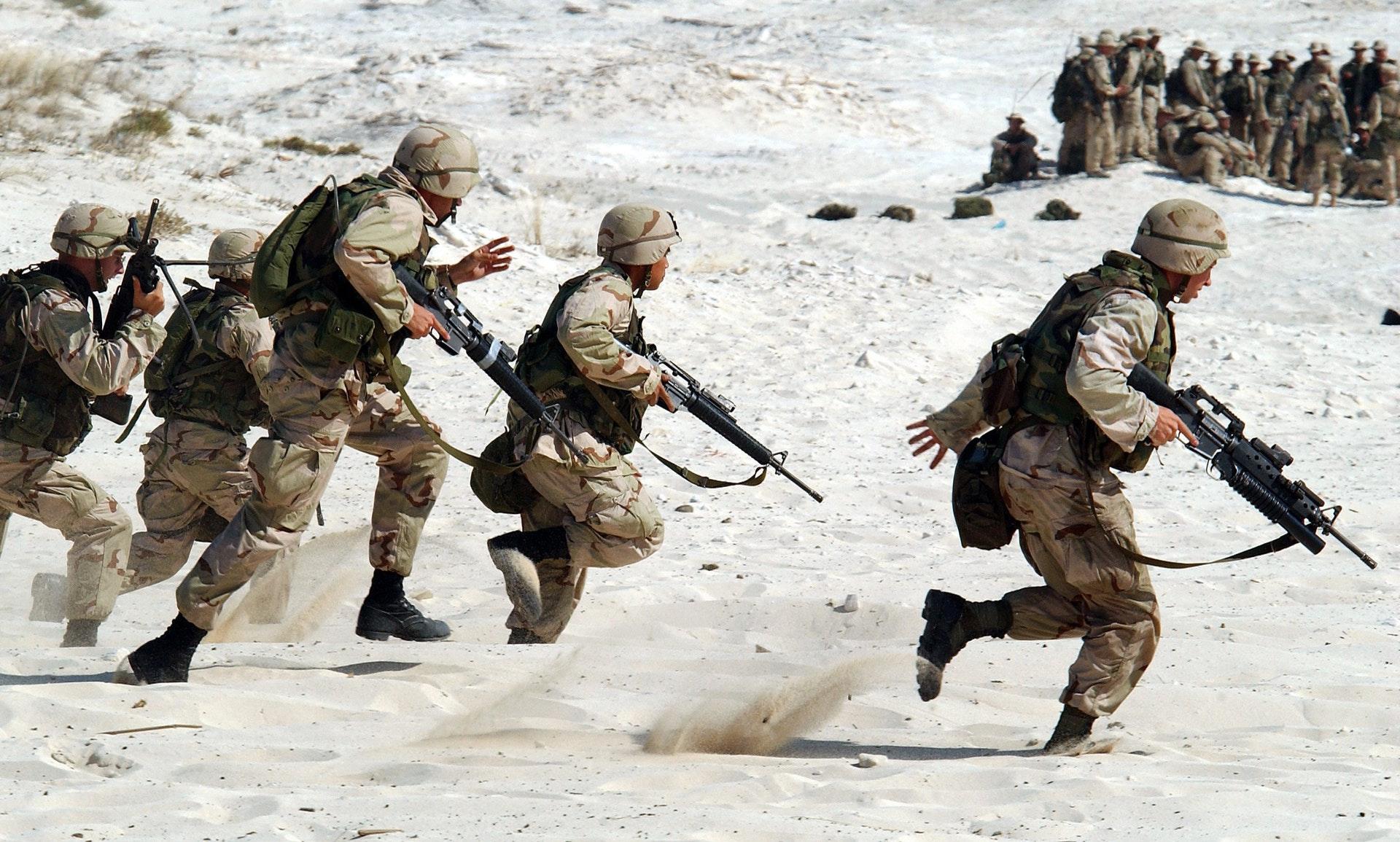 L'armée américaine veut que ses soldats contrôlent des machines par la pensée