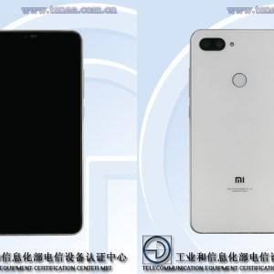 Le supposé Xiaomi Mi 8X livre une partie de sa fiche technique