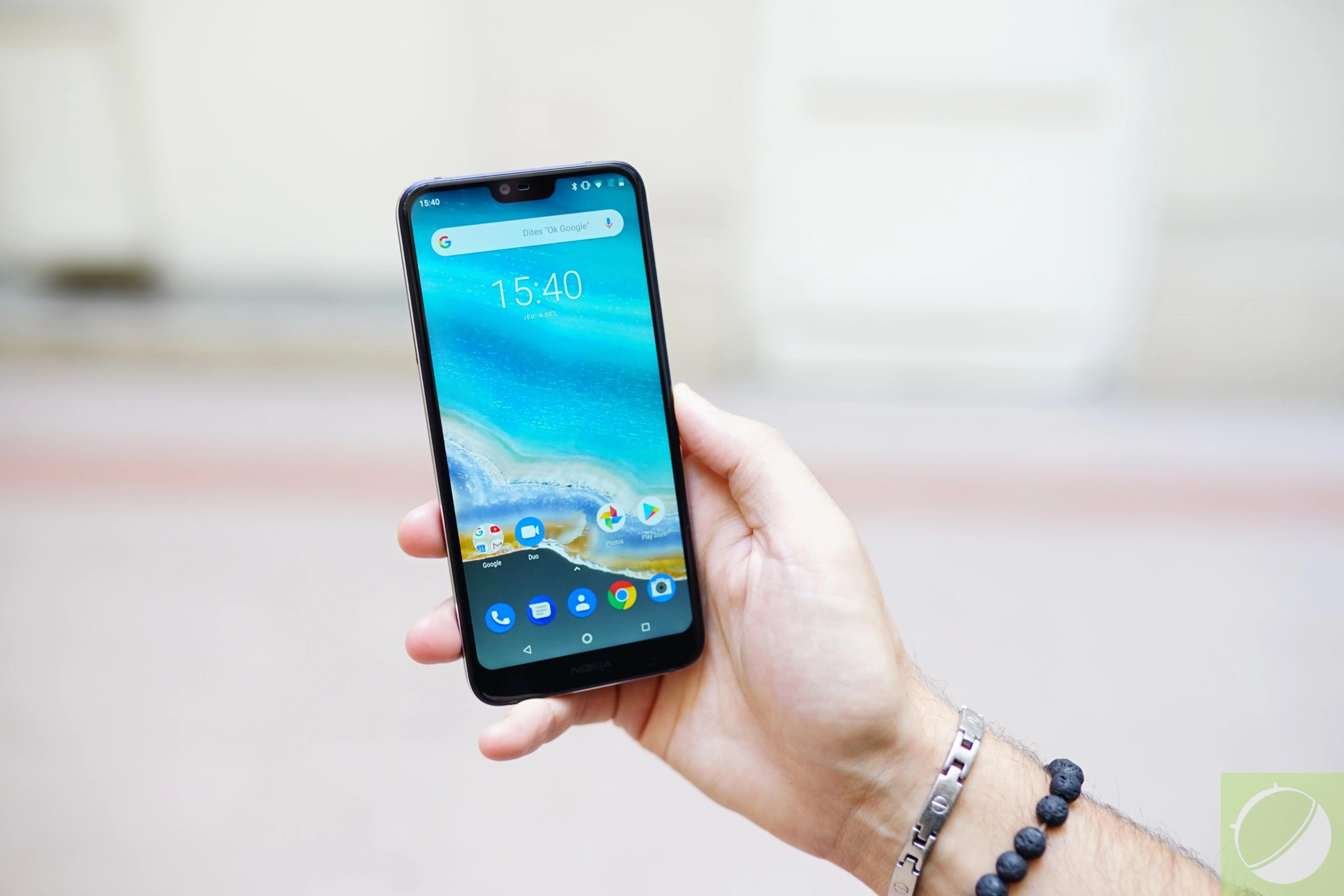 Test du Nokia 7.1 : il avait tout pour plaire
