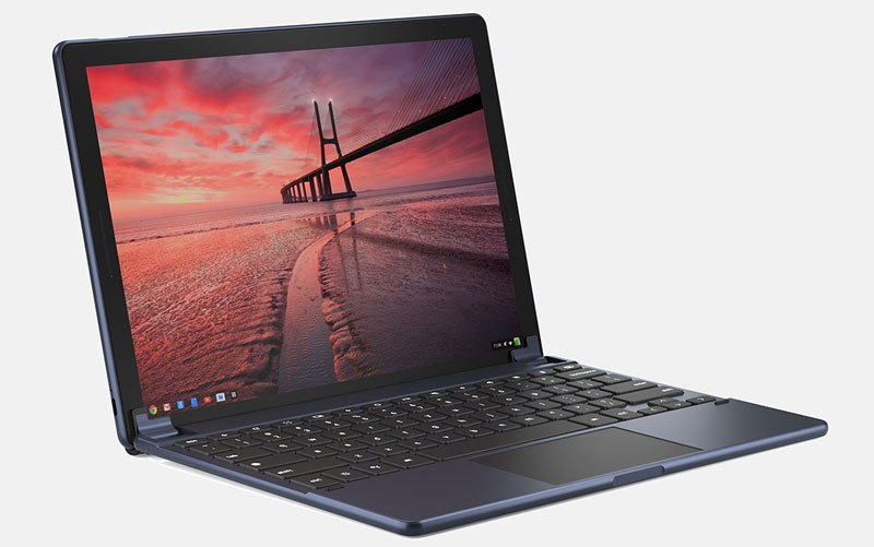 La tablette Google sous Chrome OS pourrait supporter Windows 10