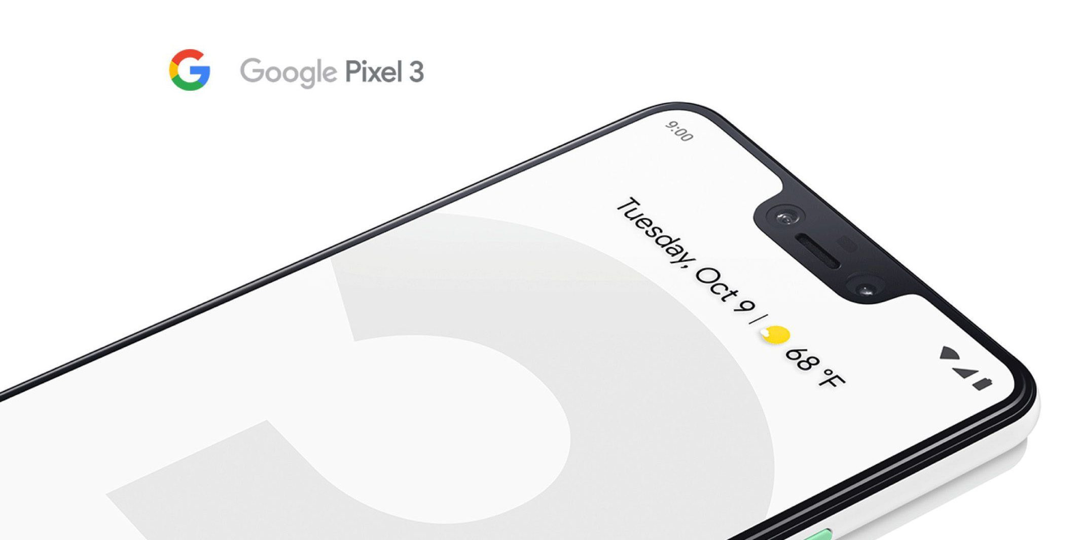 Google Pixel 3 et Pixel 3 XL officialisés : des machines à selfie intelligentes