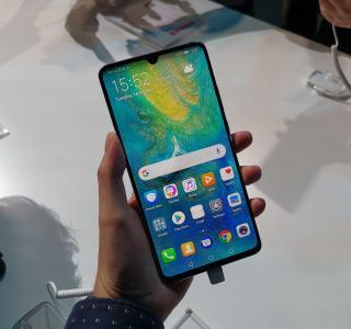Le smartphone à écran pliable de Huawei sera également compatible 5G