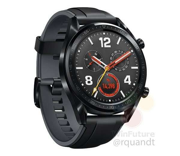 Huawei Watch GT : pas de Wear OS mais une autonomie d'une semaine