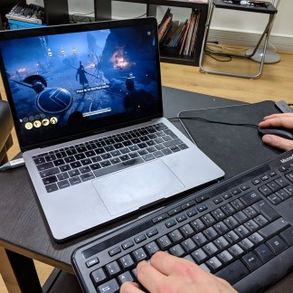 Google organise sa première conférence dédiée au jeu vidéo