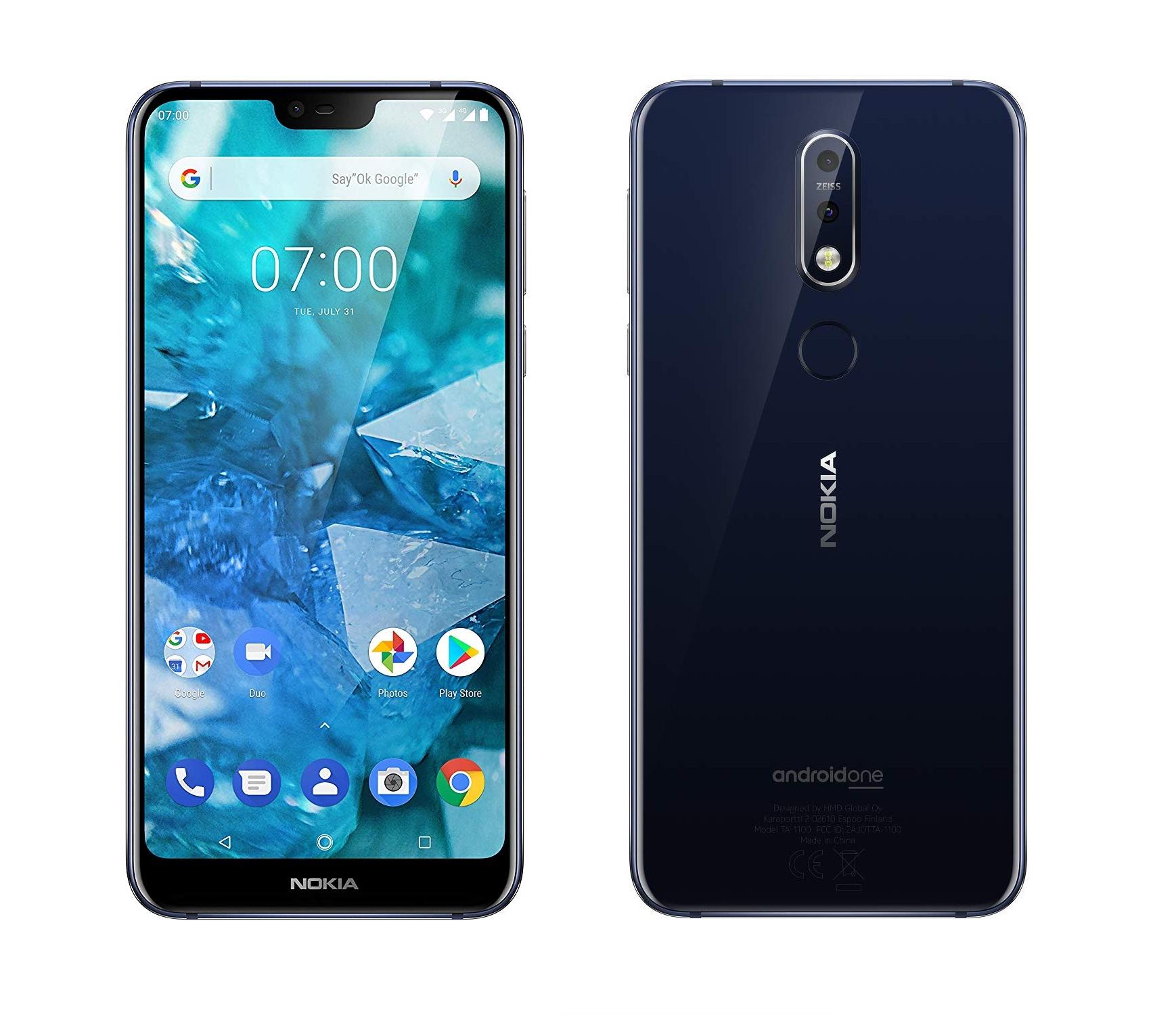 Nokia 7.1 : Amazon France révèle le prix, la date de sortie et les rendus presse
