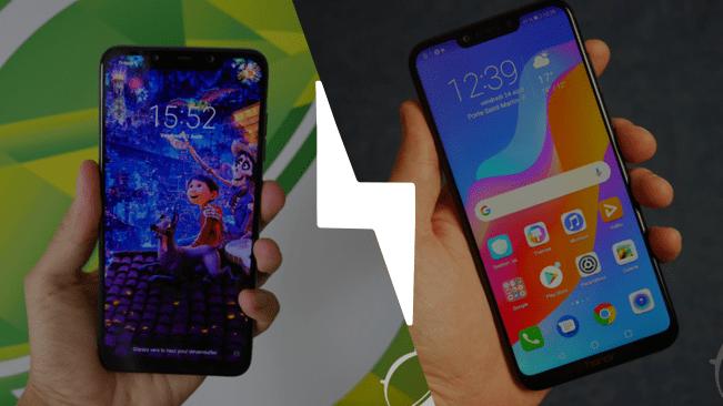 Pocophone F1 vs Honor Play : quel est le meilleur smartphone ? Comparatif