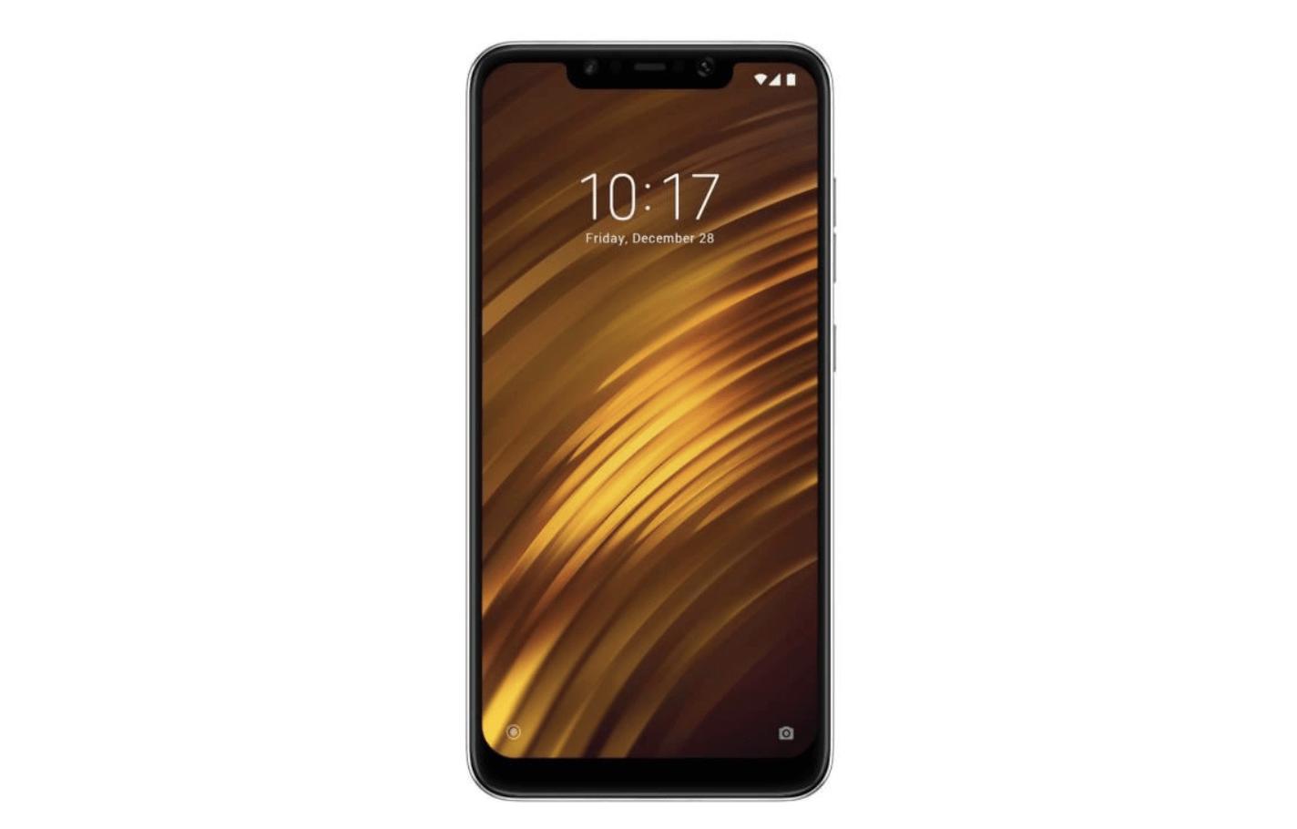 🔥 Bon Plan : le Xiaomi Pocophone F1 est disponible à partir de 249 euros
