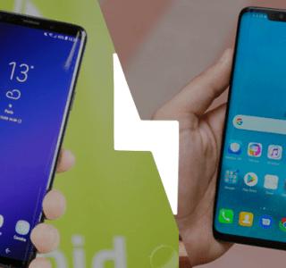 Huawei Mate 20 Pro vs Samsung Galaxy S9 Plus : lequel des deux est le meilleur en 2018 ? – Comparatif