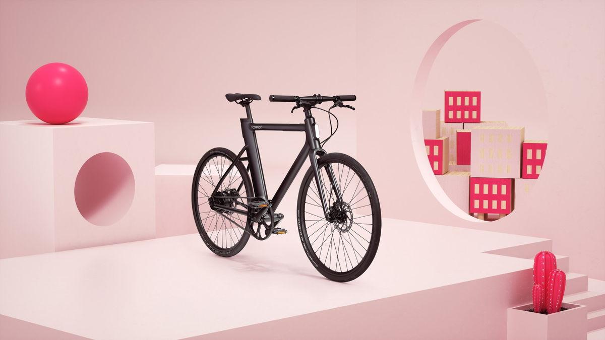 Avec ses 70 km d'autonomie, le vélo électrique Cowboy vient conquérir le marché français