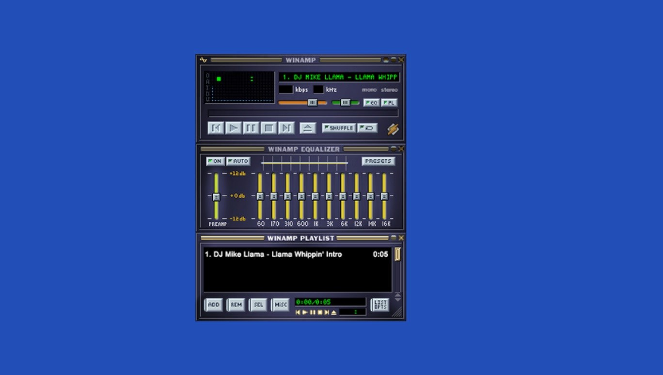 Winamp sera de retour en 2019, la version 6 va bénéficier d'un lifting complet