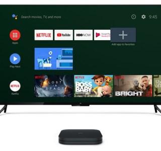 Xiaomi Mi Box S : une nouvelle version avec Google Assistant pour 60 dollars
