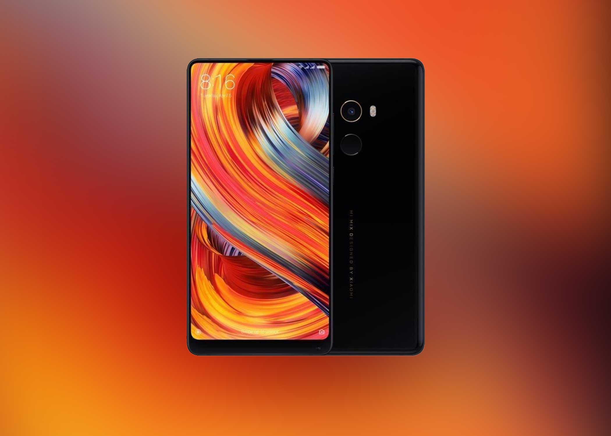 🔥 Bon Plan : le Xiaomi Mi Mix 2 à 229 euros chez Cdiscount via ODR