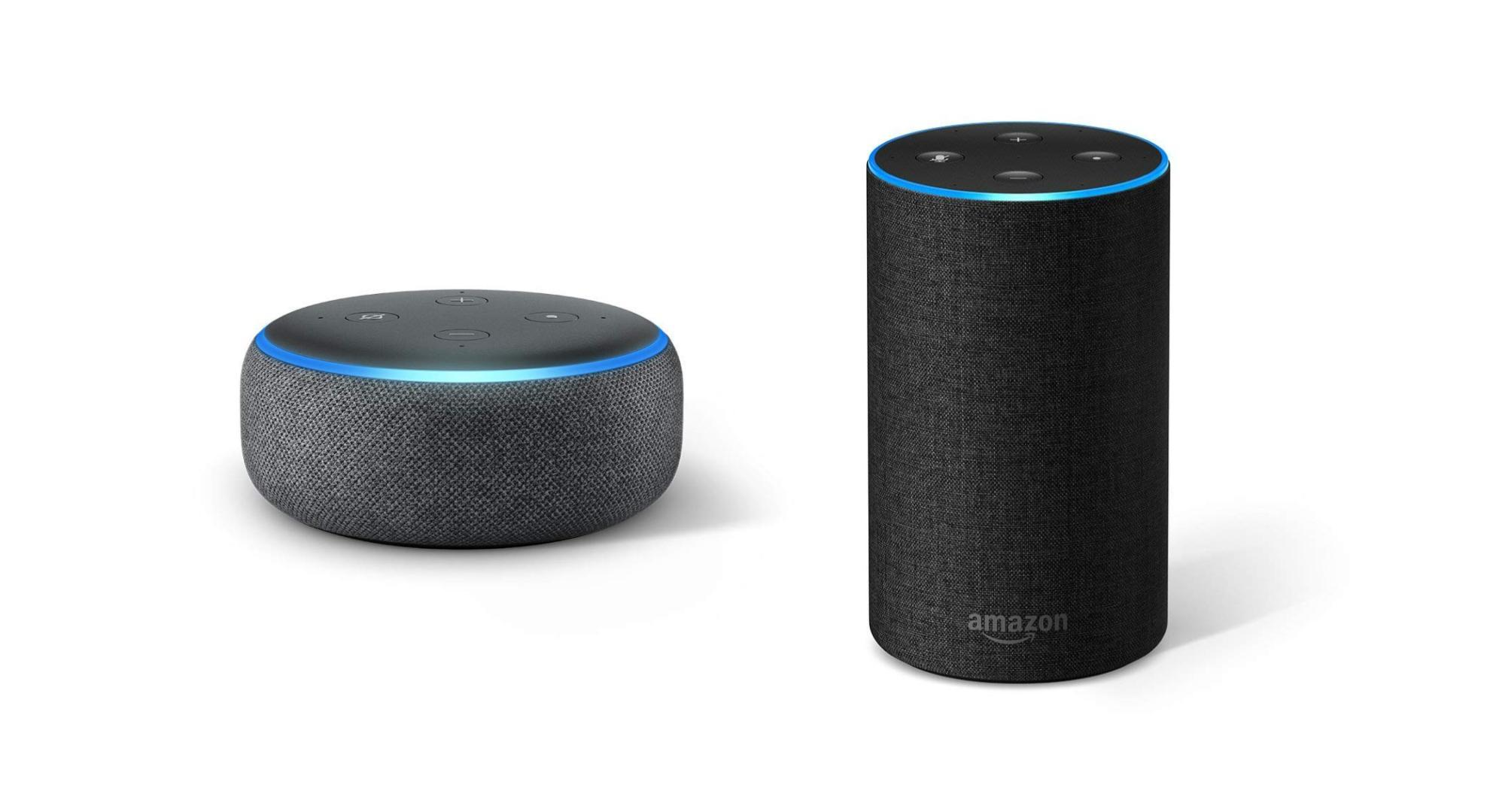 🔥 Bon plan : l'Echo Dot à 34,99 euros et l'Echo à 64,99 euros chez Amazon