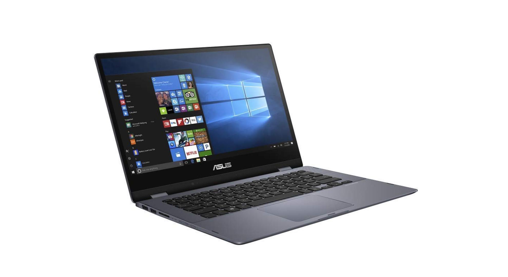 🔥 Cyber Monday : le laptop Asus Vivobook flip est à 449 euros au lieu de 599 euros